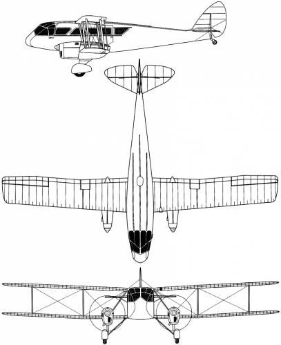 de Havilland DH.84 Dragon