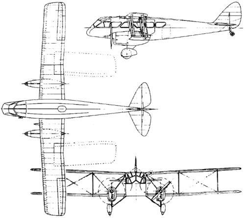 de Havilland DH.84 Dragon (1932)
