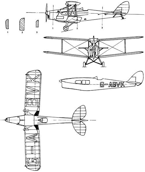 de Havilland DH.85 Fox Moth
