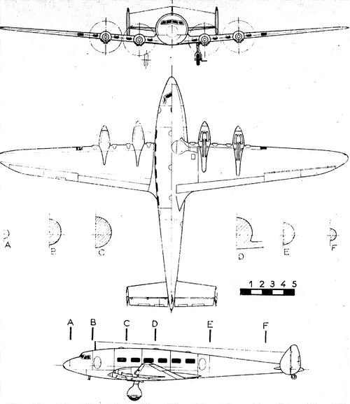 de Havilland DH.91 Albatross