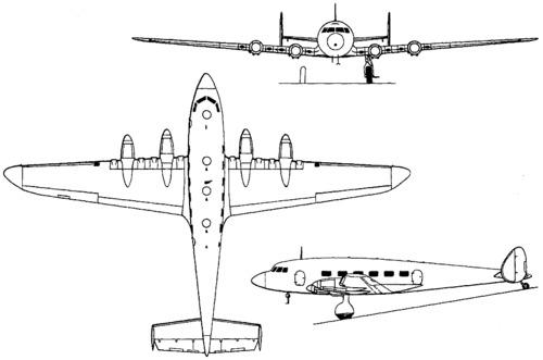 de Havilland DH.91 Albatross (1937)