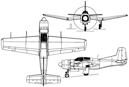 Douglas BTD Destroyer (1943)