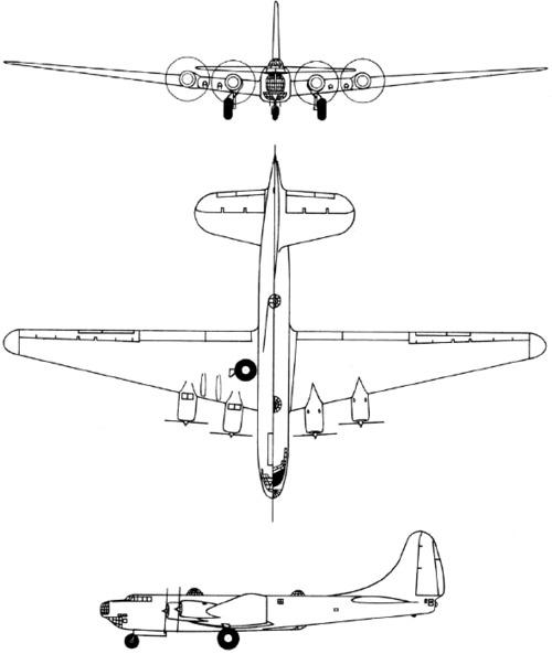 Douglas XB-19 (1941)