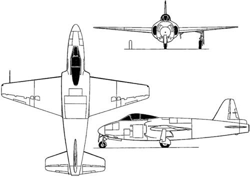 Gloster E.1/44 (1948)