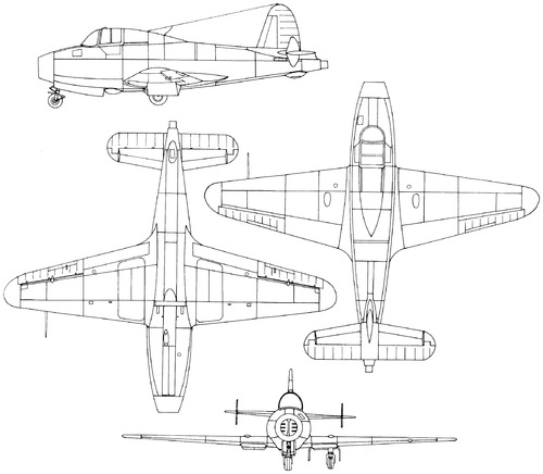Gloster E.2839 Pioneer
