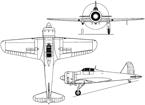 Gloster F.5/34 (1937)