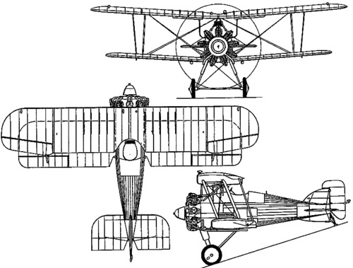 Gloster Gamecock (1924)