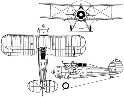 Gloster Gladiator (1934)