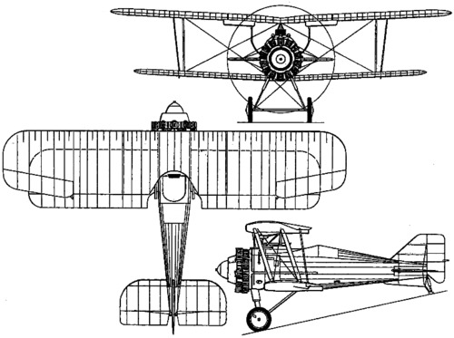 Gloster Grebe (1923)