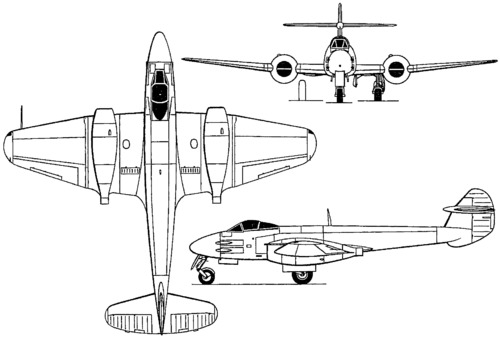 Gloster Meteor (1943)