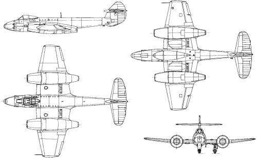 Gloster Meteor F.4