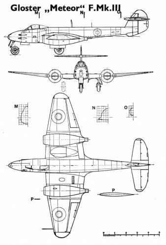 Gloster Meteor Mk. III