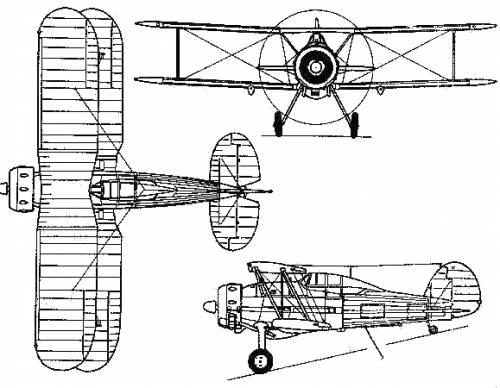 Gloster Sea Gladiator Mk. II