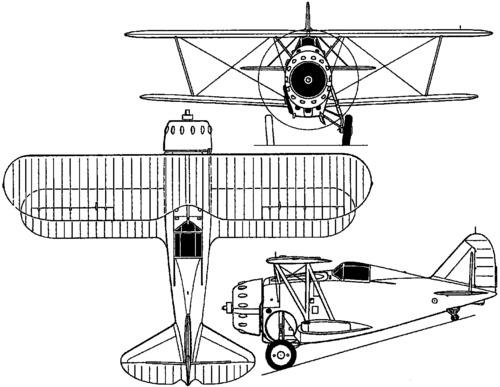 Grumman F2F (1933)