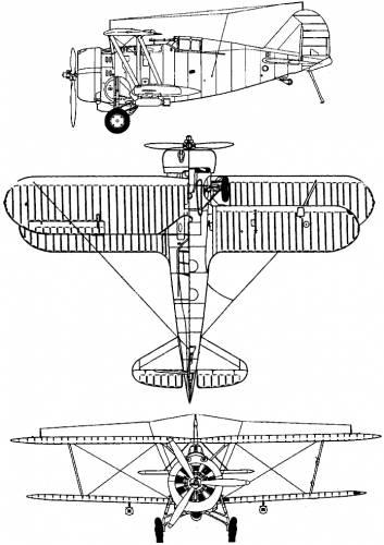 Grumman F3F2