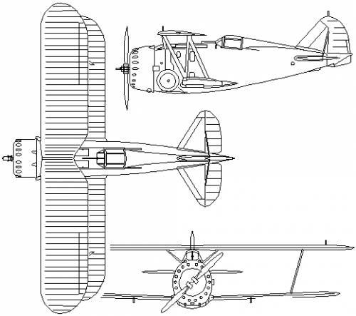 Grumman F3F-1