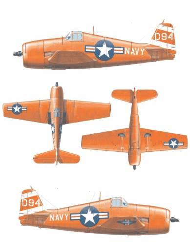 Grumman F6F-5K Hellcat