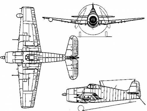 Grumman F6F-5N Hellcat