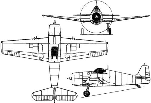 Grumman F6F Hellcat (1942)