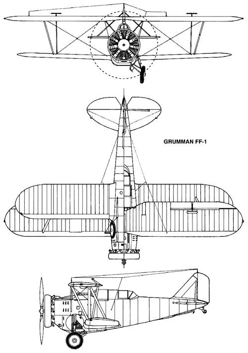 Grumman FF-1