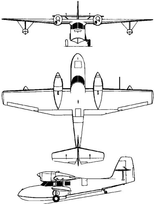 Grumman G-44 / J4F Widgeon (1940)