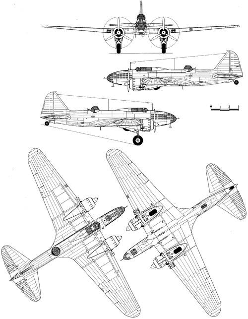 Ilyushin DB-3F