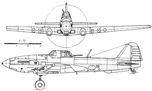 Ilyushin Il-10M Sturmovik