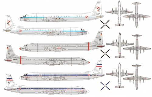 Ilyushin Il-18 VIP