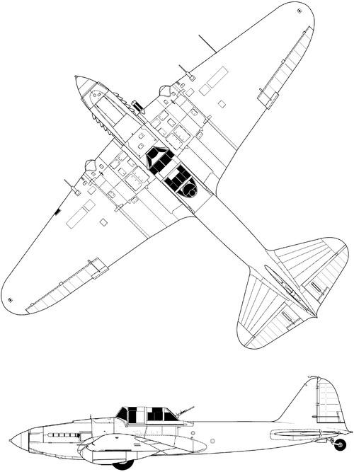 Ilyushin IL-2 Sturmovik 1942