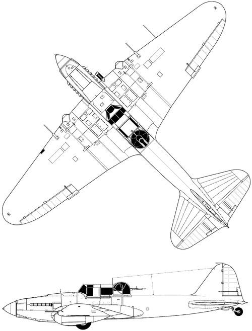 Ilyushin IL-2 Sturmovik 1943