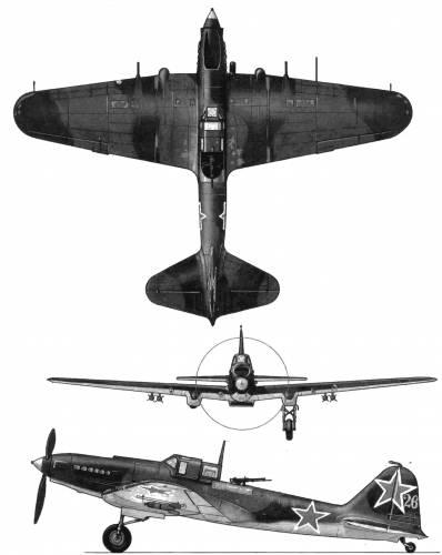 Ilyushin Il-2 Sturmvik