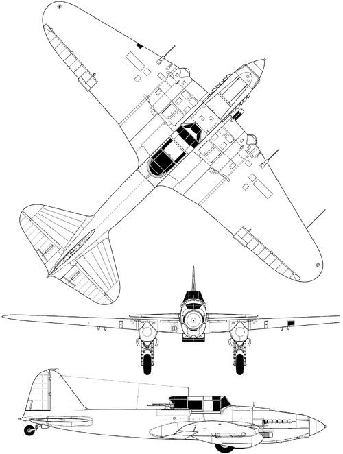 Ilyushin IL-2 Type 3 Sturmovik 1943