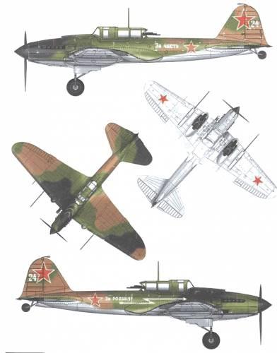 Ilyushin Il-2M Sturmovik