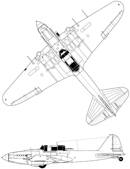 Ilyushin IL-2M Sturmovik 1942