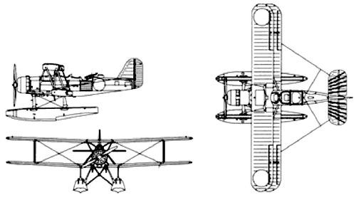 Kawanishi E7K2 Type 94 (Alf)