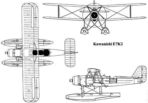 Kawanishi E7K2 Type 94 [Alf]