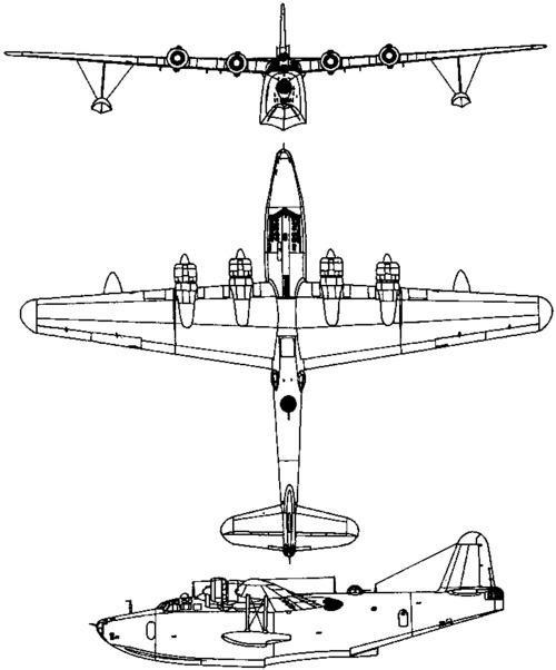 Kawanishi H8K Emily (1941)