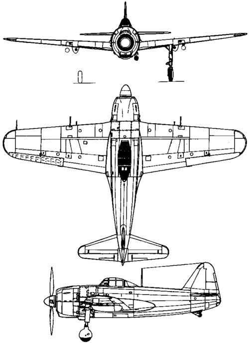 Kawanishi N1K-J Shiden / George (1942)