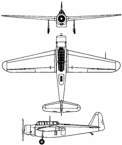 Kyushu K11W Shiragiku (1942)