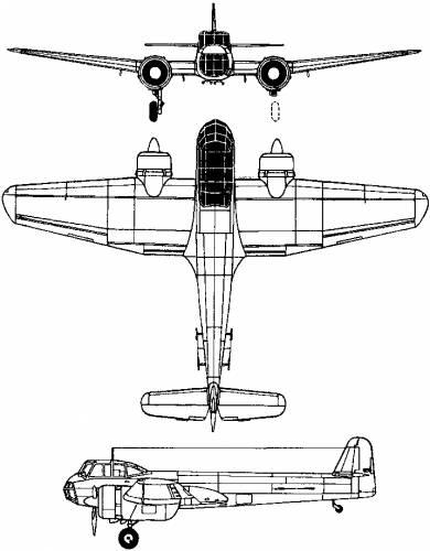 Kyushu Q1W Tokai (Lorna) (1943)