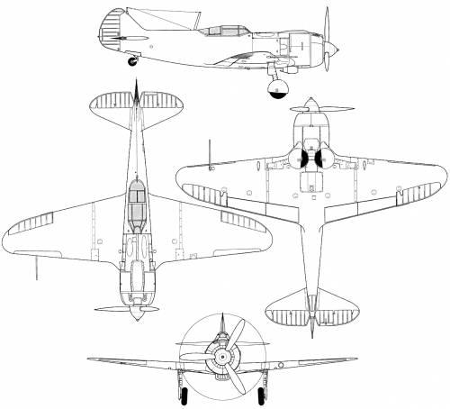 Lavochkin La-5 FN