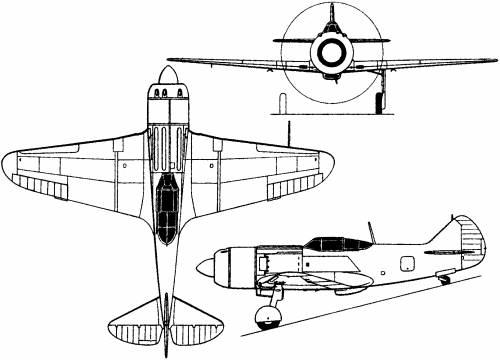Lavochkin La-7 (1944)