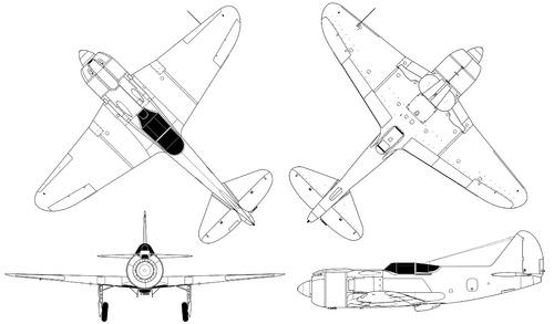 Lavochkin La-7R2