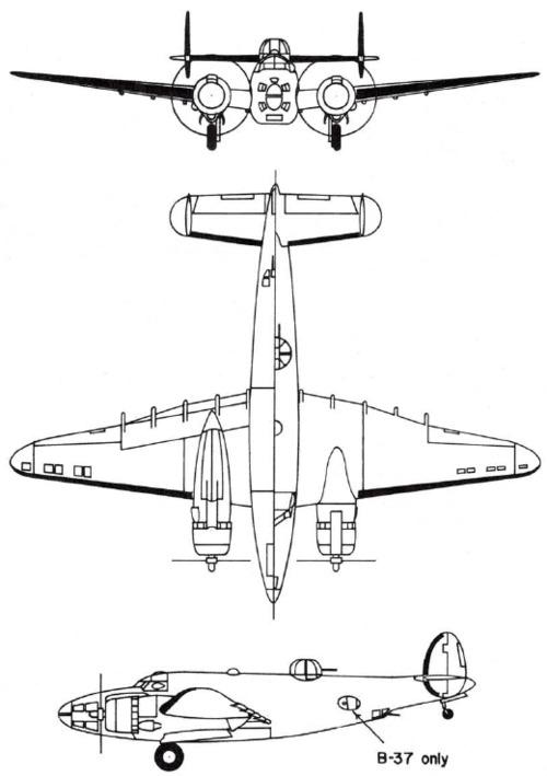 Lockheed 37 / PV-1 Ventura / PV-2 Harpoon (1940)