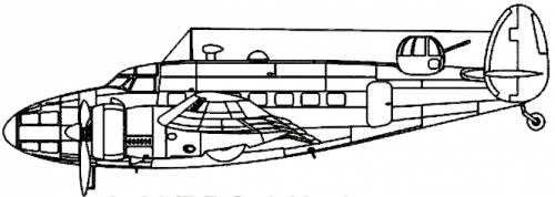 Lockheed A-29-PBO-1 Hudson