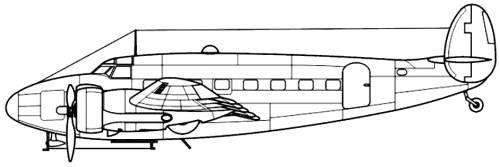 Lockheed C-60 Lodestar