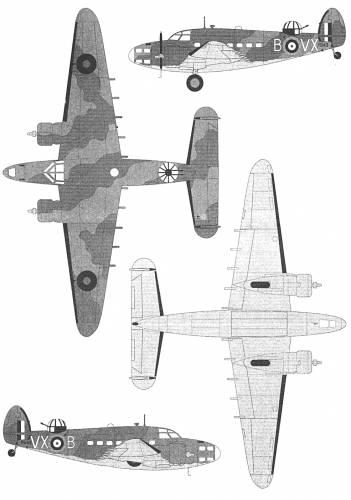 Lockheed Hudson Mk. I