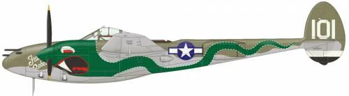 Lockheed P-38H-5 Lightning