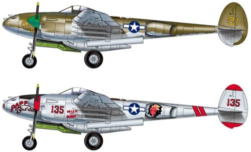 Lockheed P-38L-5-L0 Lightning