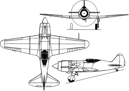 Mikoyan-Gurevich I-210 (1941)